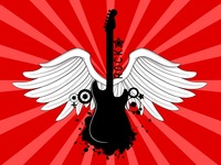 Wing-rock-guitar-music